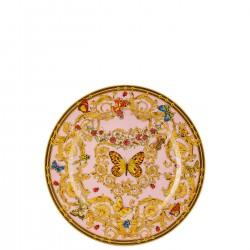 Piatto piano Versace Barocco 25 anni cm 22
