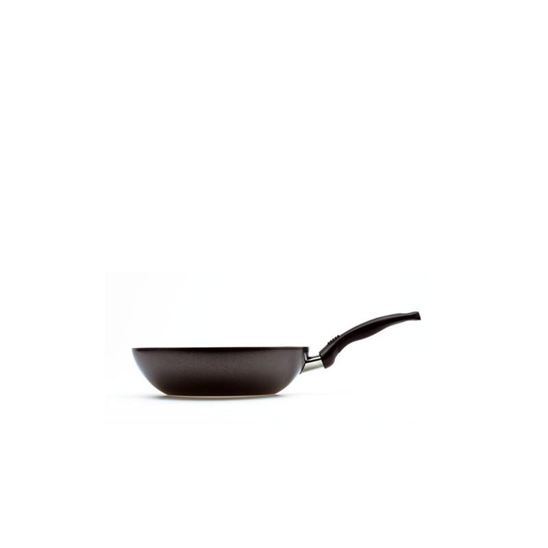 padella wok ballarini salento in titanio cm 28. Black Bedroom Furniture Sets. Home Design Ideas