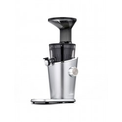 Hurom H 100 slow juicer silver