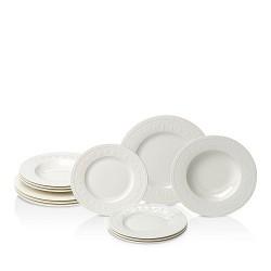 Servizio piatti Villeroy & Boch Cellini 18 pezzi in porcellana