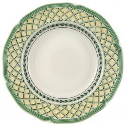Piatto Villeroy & boch fondo in porcellana French Garden