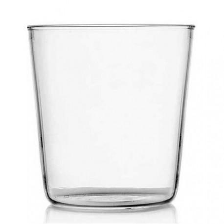 Set 6 bicchieri in borosilicato Galbiati