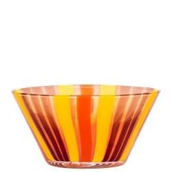Coppa Kosta Boda Cabana in vetro soffiato cm 22