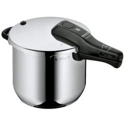 Pentola a pressione WMF perfect 6,5 litri in acciaio