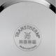 Pentola a pressione WMF perfect plus 4,5 lt per cottura a vapore
