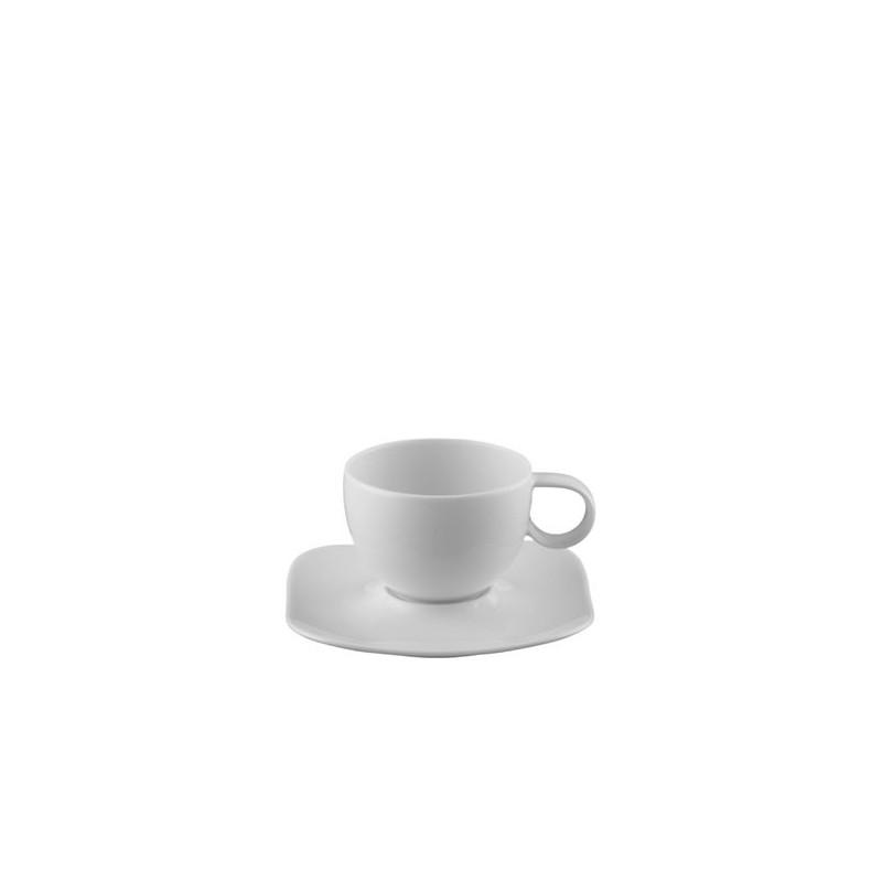tazza caffe 39 rosenthal studio line free spirit bianco allegranzi. Black Bedroom Furniture Sets. Home Design Ideas