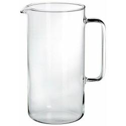 Brocca in vetro boro silicato Simax 2 litri