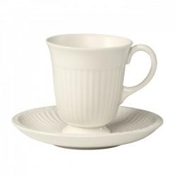 Tazza caffè con piatto Wedgwood Edme