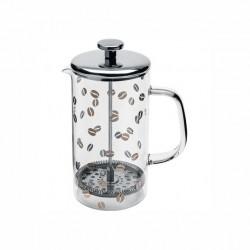 Caffettiera infusiera a presso filtro Alessi Mame 90 cl