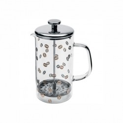 Press filter coffee maker or infuser Alessi Mame 90 cl