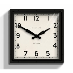 Orologio NewGate shop clock antique cream