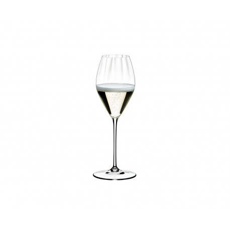 Riedel Performance champagne glass in optical crystal
