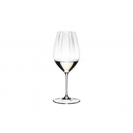 Riedel Performance chardonnay glass in optical crystal
