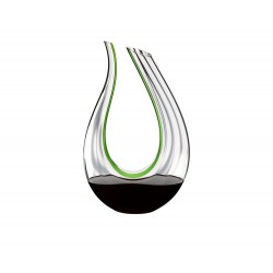 Handmade Riedel Amadeo crystal decanter