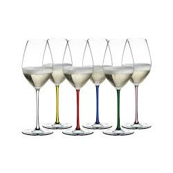 Riedel Performance riesling glass in optical crystal