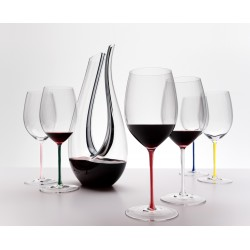 Riedel fatto a mano champagne wine glass value gift pack