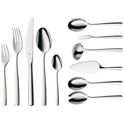 WMF Boston cutlery set 66 pieces in cromargan steel