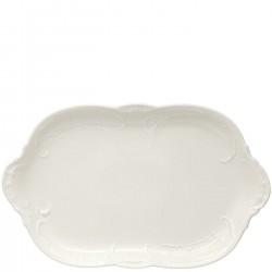 Piatto ovale 28 cm Sanssouci