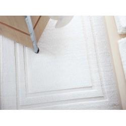 Tappeto Mastro Raphael Unito bianco 60x120 cm