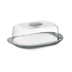 Guzzini cheese holder container look