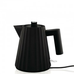 Plissé black electric kettle 100 cl
