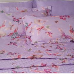 Completo lenzuola matrimoniale Mirabello Arame