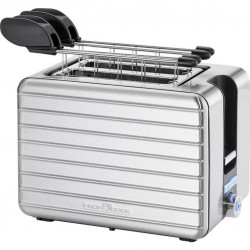 Toaster Proficook with 2 compartments and pliers