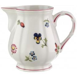 Lattiera Villeroy & boch in porcellana Petit Fleur