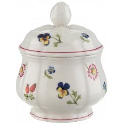 Zuccheriera Villeroy & boch in porcellana Petit Fleur
