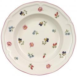 Piatto Villeroy & boch fondo in porcellana Petit Fleur