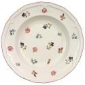 Piatto fondo Villeroy & boch Petite fleur in porcellana cm 23