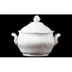 Zuccheriera tè con coperchio vecchio ginori Bianco Richard Ginori 0,43 lt