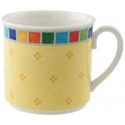 Tazza caffè/tè con piattino Twist Alea Villeroy & Boch