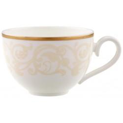 Tazza caffè/tè con piattino Ivoire