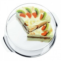 Portatorte WMF Vassoio torta con coperchio plexiglass