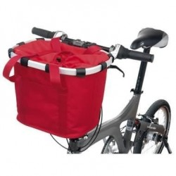 Cestino per la bicicletta bikebasket red reisenthel