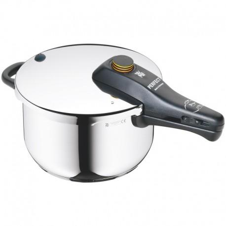Pentola a pressione WMF perfect 4,5 l per cottura a vapore