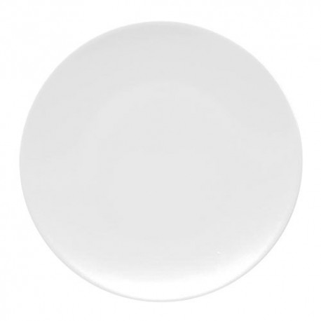 Piatto segnaposto Rosenthal Tac bianco cm 33 studio line