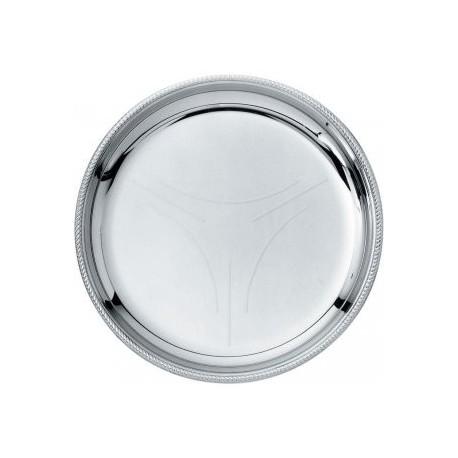Piattino Alessi in acciaio Mercurio