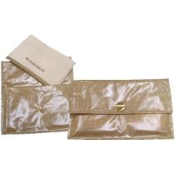 Lavetta Borbonese o.p. glitter con pochette