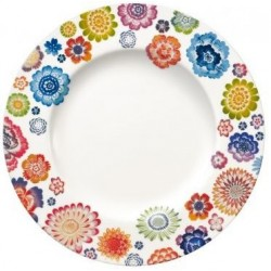 Piatto piano Villeroy & Boch Anmut Bloom 27 cm