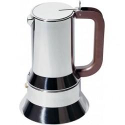 Caffettiera Alessi espresso in acciaio 9090