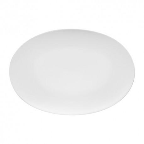 Piatto ovale Rosenthal Tac bianco cm 25 studio line