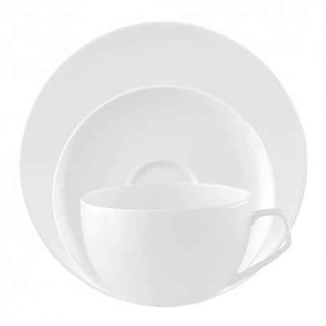 Tazza combi c/piatto Tac bianco Rosenthal Studio line