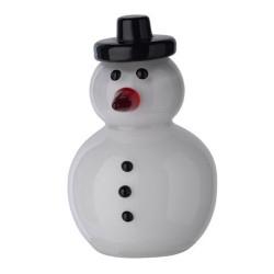 Pupazzo di neve piccolo Villeroy & Boch Seasonal Christmas