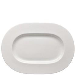 Piatto ovale Rosenthal Brillance white 34 cm