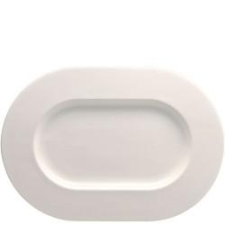 Piatto ovale Rosenthal Brillance white 41 cm