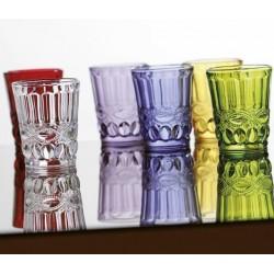 Bicchieri colorati Fade provence