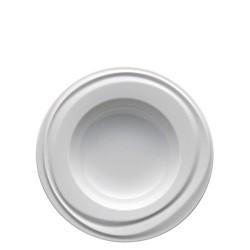 Piatto fondo Rosenthal Nendoo in porcellana cm 24