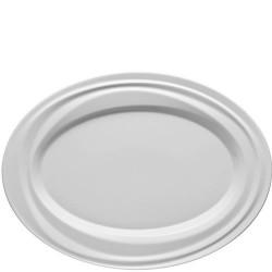 Piatto ovale Rosenthal Nendoo in porcellana